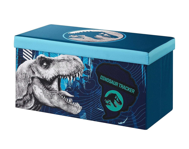 Jurassic World Storage Bench, Blue Idea Nuova