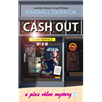 Cash Out (Pinx Video Mysteries Book 5) book cover