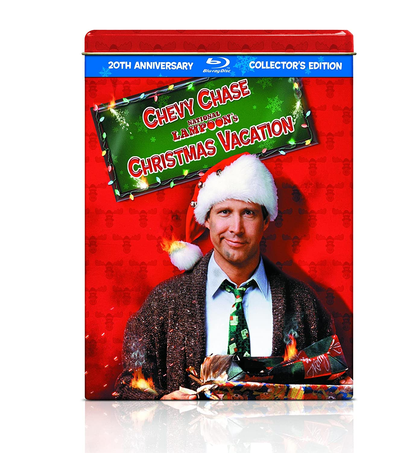 amazoncom national lampoons christmas vacation ultimate collectors edition blu ray john hughes chevy chase beverly dangelo randy quaid - Watch National Lampoons Christmas Vacation Online Free