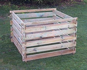 Selections - Compostadora (madera, tamaño grande)
