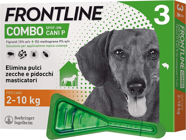 Frontline Combo 3 pipette Cane S