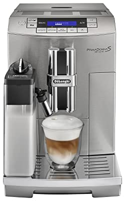 Delonghi ECAM28465M Prima Donna Fully Automatic Espresso Machine with latte Crema System Review