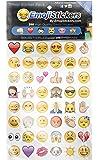 Sungpunet Emojistickers Most Popular Emojis, 288 Pack
