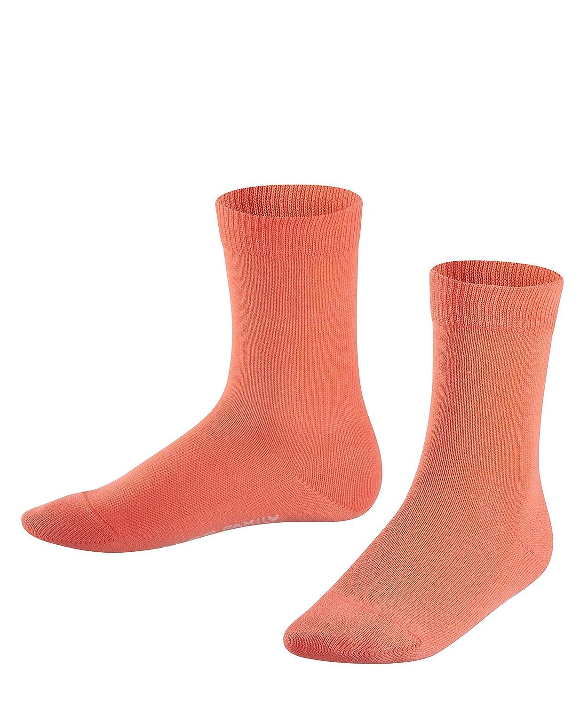 cotton mix reinforced stress zones UK sizes 3 1  pair multiple colours EU 19-42 - 8 Year round cotton quality FALKE Kids Family socks kid