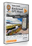 Eastern Canada Backroad GPS Maps