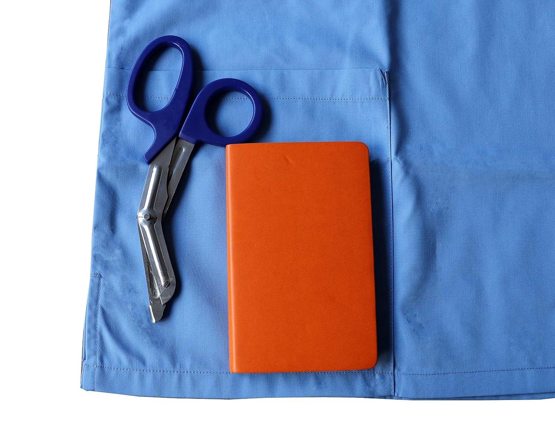 JONATHAN UNIFORM Mens Functional Tunic Medical Scrubs Workwear Scrub Top