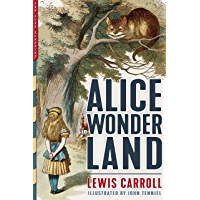 Alice in Wonderland (Illustrated): Alice's Adventures in Wonderland, Through the Looking-Glass, and The Hunting of the…