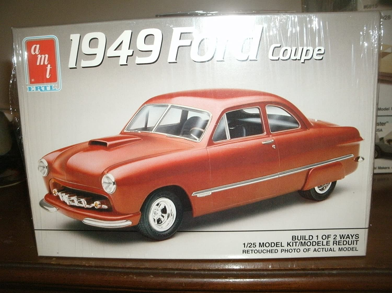 Amt Ertl 1949 Ford Coupe Model Toys Games 2 Door Sedan