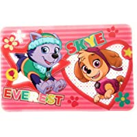 W&O Products Set de Table Enfants 28 x 43 cm, Personnages Disney, Marvel, Emoji - Dessous de Table