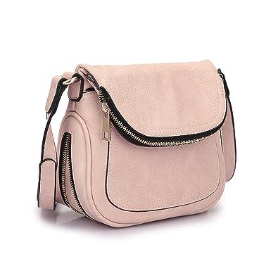 67ea9643e6 MMK collection Crossbody Bag ~Messenger Purse(2830)~ Crossbody Bag for  Women~multiple pocket Messenger handbag.