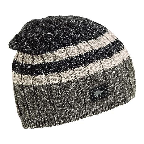 0c0dd4824d885 Amazon.com  Turtle Fur Slater Ragg Men s Fleece Lined Knit Beanie ...
