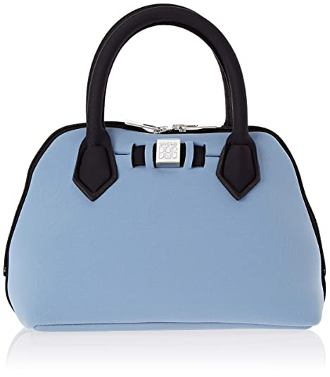 65617331ee save my bag Princess Mini Borsa a mano Donna, Blu/Patagonia 25x19x12 cm (