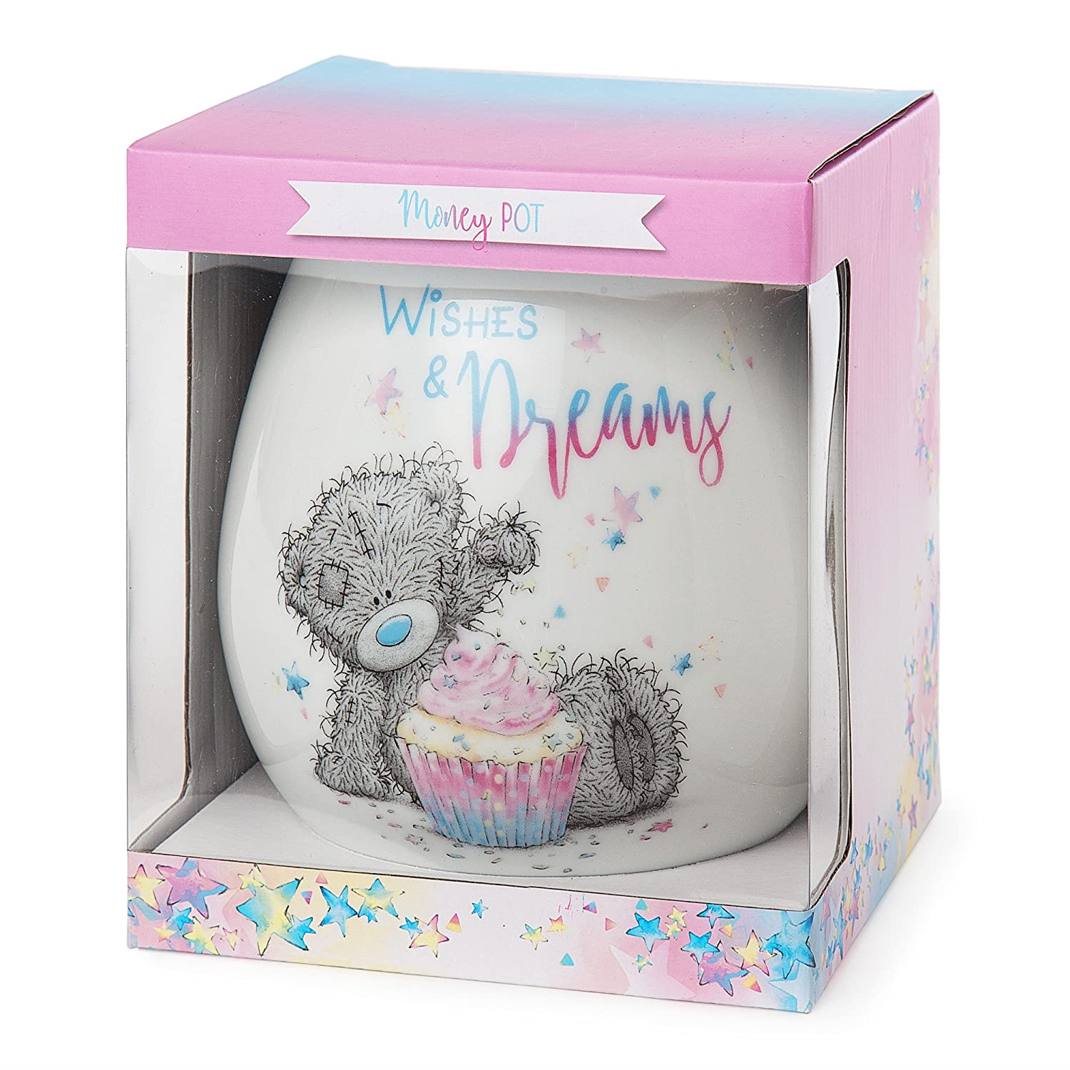 Me to you wishes and dreams moneybox carte blanche greetings ltd box contains 1 x moneybox me to you wishes and dreams moneybox carte blanche greetings ltd agx01004 m4hsunfo