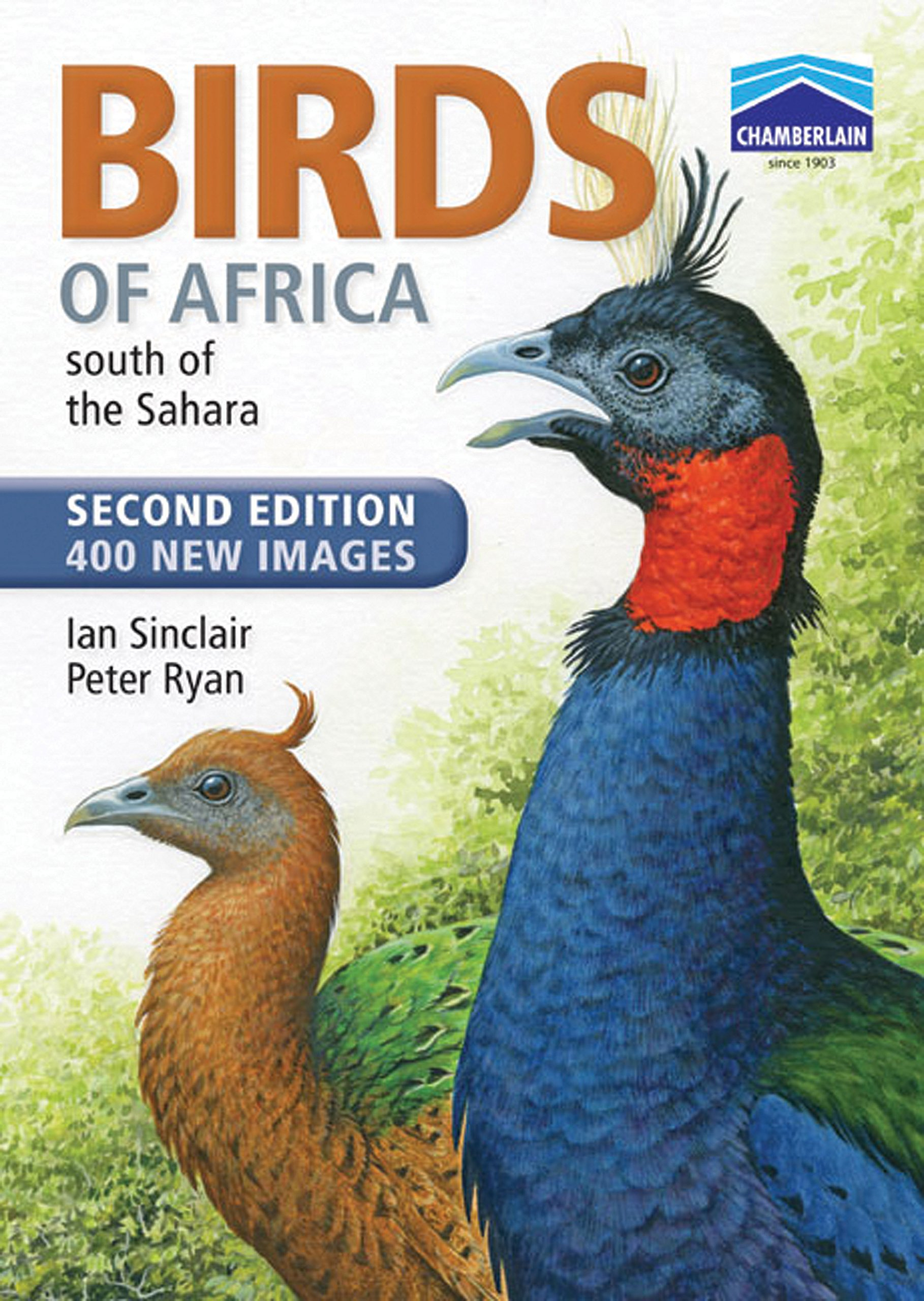 Read Online Birds of Africa South of the Sahara PDF