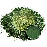 "Mica Powder Pigment ""Bonsai Green"" (50g) Multipurpose DIY Arts and Crafts Additive | Woodworking, Natural Bath Bombs, Resin, Paint, Epoxy, Soap, Nail Polish, Lip Balm (Bonsai Green, 50G)"