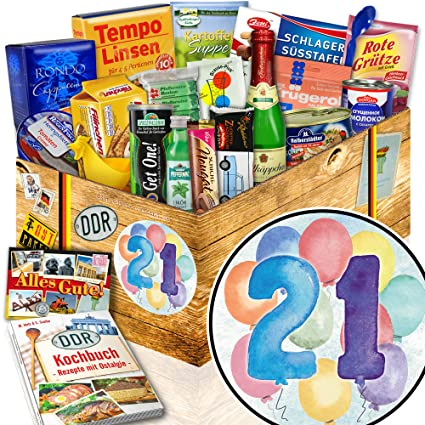 Geschenke 21 Geburtstag Frau Lustig Geschenke Zum 21ten Frau Ost