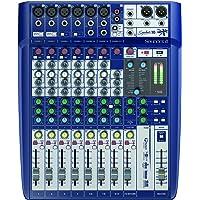 soundcraft 5049551签名10mixer–unpowered 10-channel