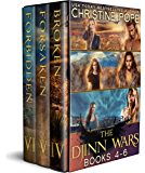 The Djinn Wars, Books 4-6: Broken, Forsaken, and Forbidden