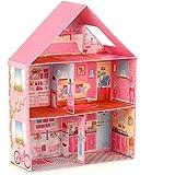 Amazon Com Haba Portable Soft Doll House Toys Amp Games