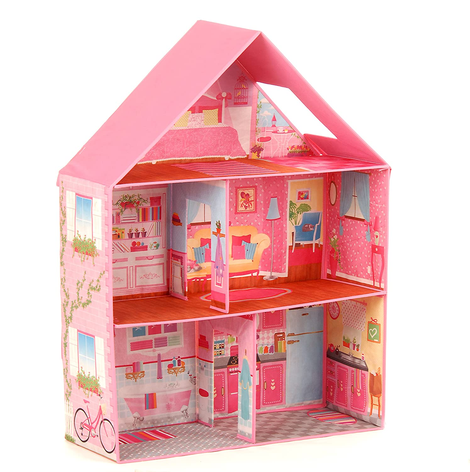 Toys For House : Calego classic doll house ebay