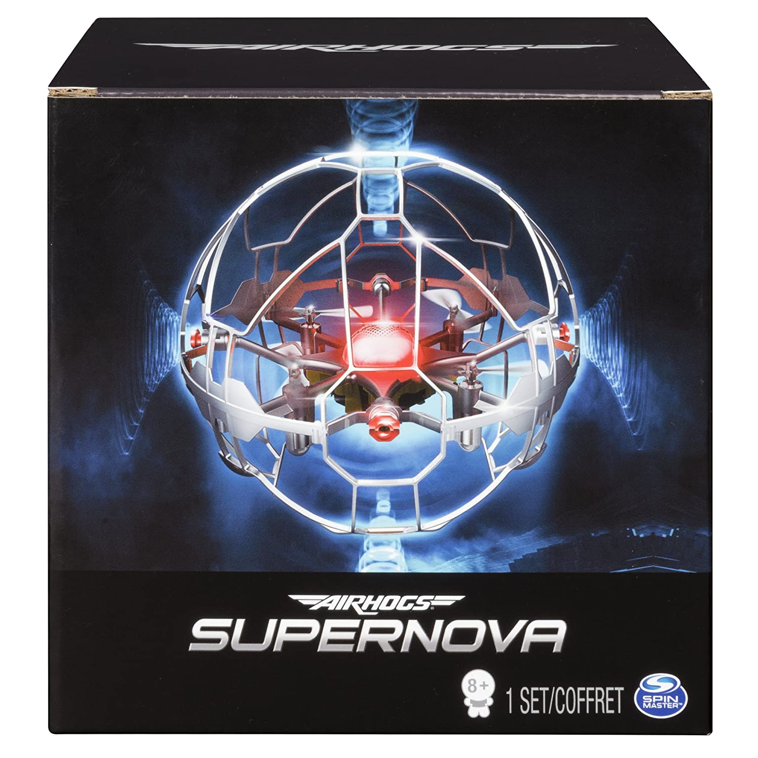 AIR HOGS SUPERNOVA TV