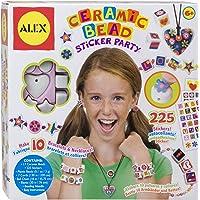 Alex Brands Ceramic Bead Sticker Party