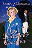 Lord Quickthorn's Bargain: A Magical Regency Romance Novella
