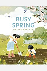 Busy Spring: Nature Wakes Up Kindle Edition