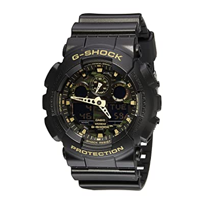 Black body, camouflage dial