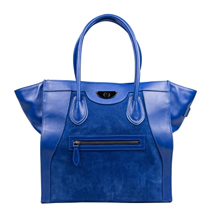 6e38b136de 6 Pack Fitness Victoria Elite Leather Tote with Insulated Meal Management  System