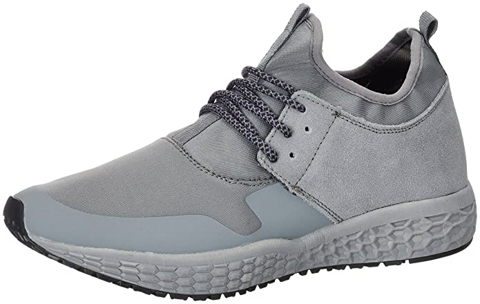 Bianco High Cut Sneaker Jfm17, Sneakers Basses Femme - Gris - Gris, 38