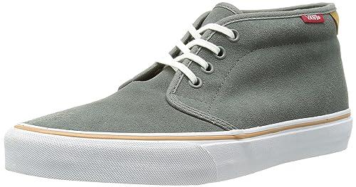 Zapatillas Chica Vans: Chukka 69 (Suede) Sedona Sage GR 7.5 USA / 40 EUR: Amazon.es: Zapatos y complementos