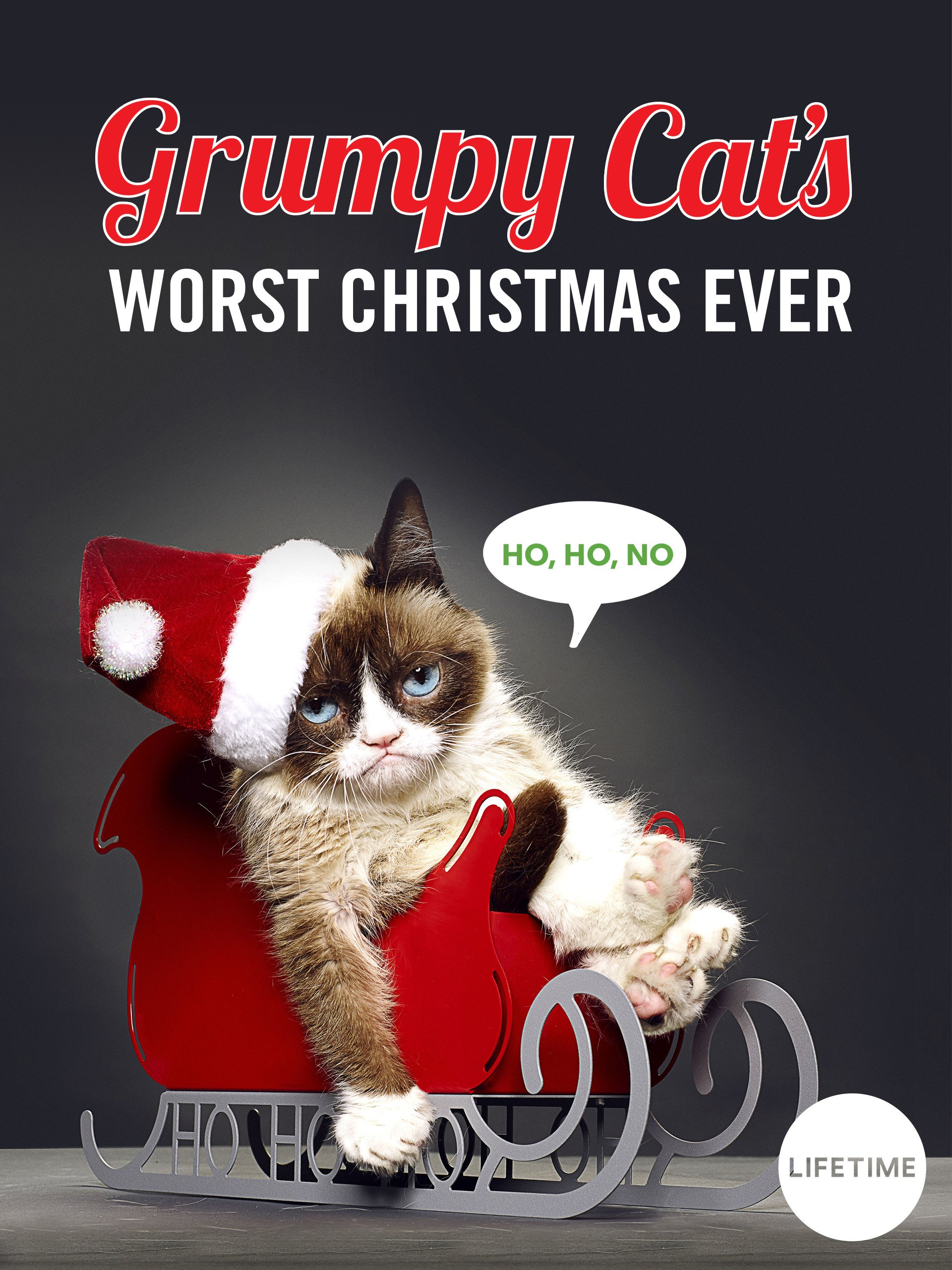 Amazon grumpy cats worst christmas ever grumpy cat amazon grumpy cats worst christmas ever grumpy cat productions inc amazon digital services llc thecheapjerseys Choice Image