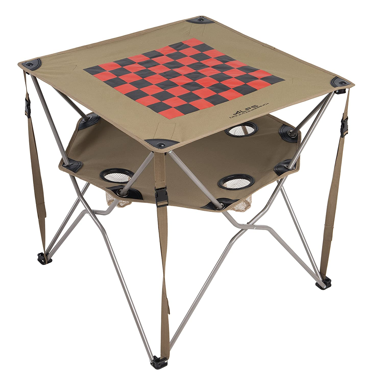 Ordinaire Amazon.com : ALPS Mountaineering Eclipse Table Checkerboard : Camping Tables  : Sports U0026 Outdoors