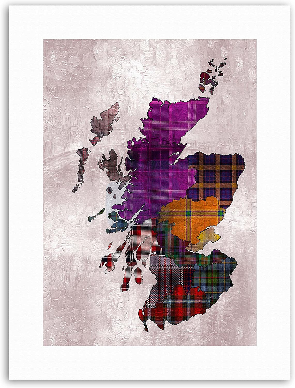 Wee Blue Coo Photo Landmark Scotland Black White Forth Bridge Unframed Wall Art Print Poster Home Decor Premium