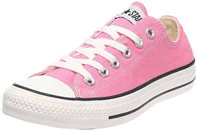 8d31681e064276 Image Unavailable. Image not available for. Color  Converse Unisex Chuck  Taylor All Star Seasonal Pink ...