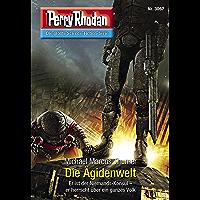 """Perry Rhodan 3067: Die Ägidenwelt: Perry Rhodan-Zyklus """"Mythos"""" (Perry Rhodan-Erstauflage) (German Edition) book cover"""