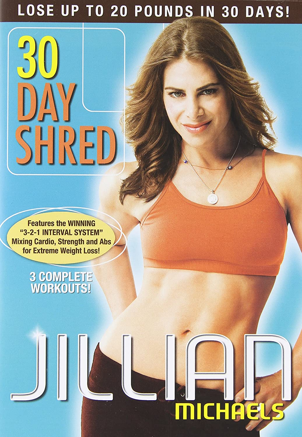Jillian Michaels: 30 Day Shred J.K.Rowling Lionsgate Home Entertainment Exercise & Fitness