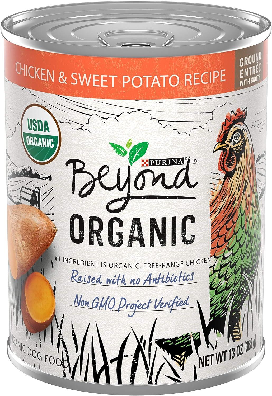 New! Purina Beyond Organic High Protein Dry Dog Food & Wet Food
