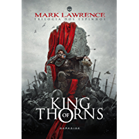 King of Thorns (Trilogia dos Espinhos Livro 2) (Portuguese Edition) book cover