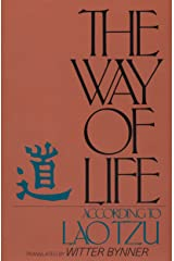 The Way of Life, According to Laotzu Paperback