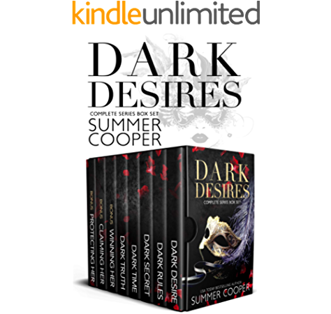 Amazon Com Dark Desires Complete Series Box Set Ebook Cooper Summer Kindle Store