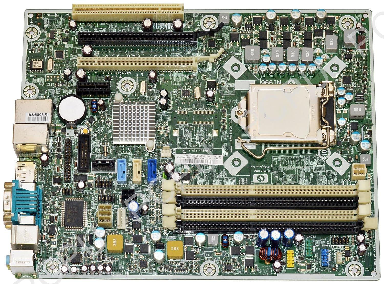 Amazon com: 531991-001 HP Compaq 8100 Elite SFF Intel