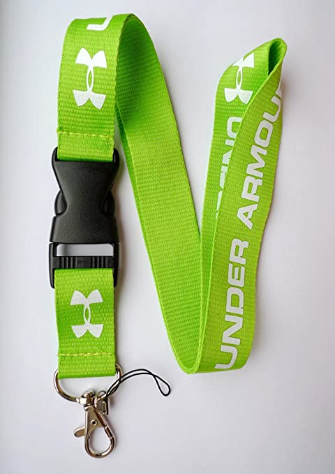 Amazon.com: Under Armour Lanyard Llavero Holder correa para ...