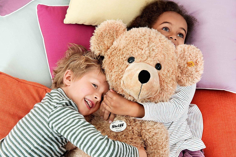 Steiff 111389 80 cm Fynn Il Teddy Bear Grande Peluche