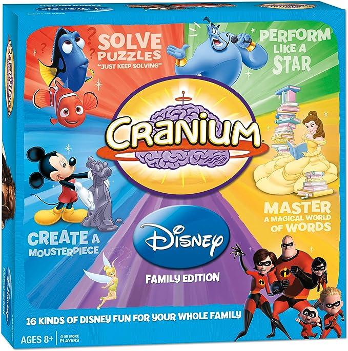 Cranium Disney (Family Edition) by USAopoly: Amazon.es: Juguetes y juegos