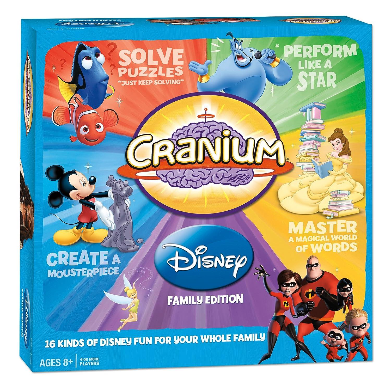 Amazon Cranium Disney Family Edition Toys Games