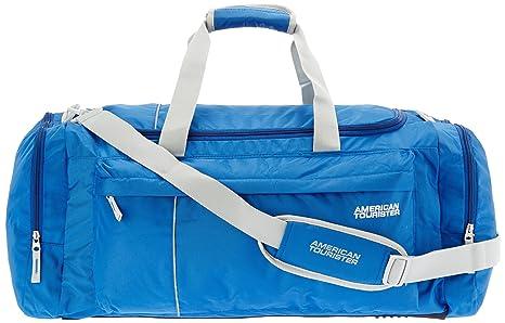 dcd56f8d54 American Tourister Nylon 650 mm Blue Travel Duffle (40X (0) 01 009 ...