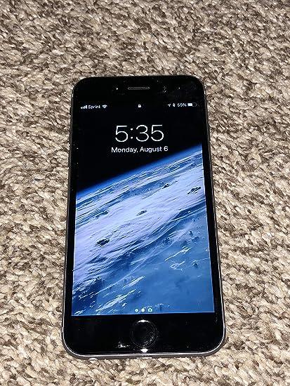Apple Iphone 6s 16 Gb Oro Rosa Sprint 32 Gb Gris Espacial