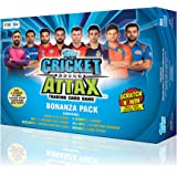 Topps Cricket Attax IPL CA 2017 Bonanza Pack, Multi Color